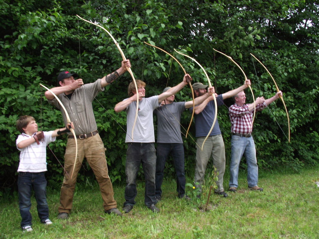 Wooden Bow Workshop